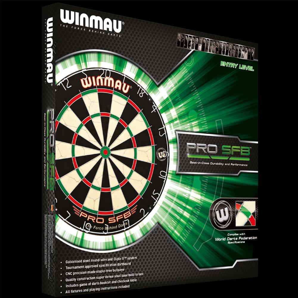 Winmau Pro SFB package