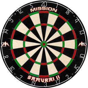 Mission Samurai Dartboard